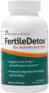 FertileDetox for Women & Men - Fertility Cleanse