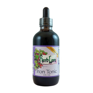 Herb Lore Iron Tonic Tincture