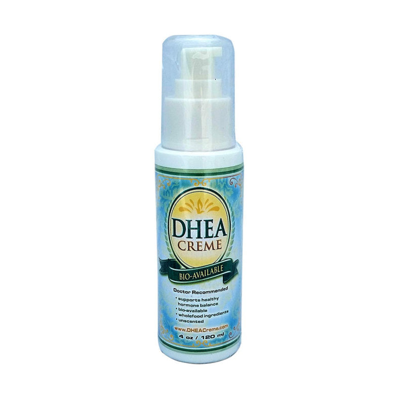 DHEA Cream for Men and Women