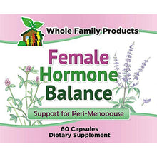 Load image into Gallery viewer, Female Hormone Balance Capsules