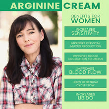 Load image into Gallery viewer, Arginine Cream with L-Arginine