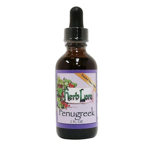 Herb Lore Organic Fenugreek Tincture