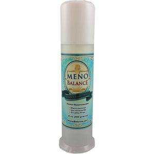 MenoBalance Natural Progesterone Cream - 2 oz Pump