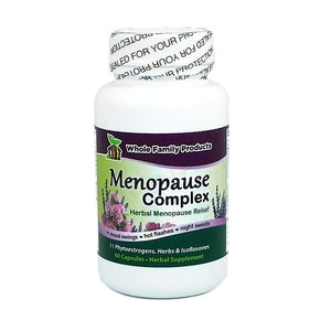 Menopause Complex  Herbal Menopause Support Supplement