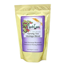 Load image into Gallery viewer, Herb Lore Organic Nursing Tea Moringa Blend - Loose Leaf
