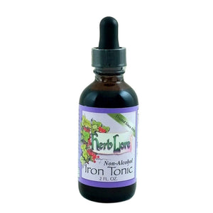 Herb Lore Non Alcohol Iron Tonic Tincture