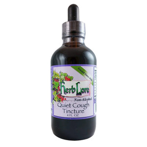 Herb Lore Non Alcohol Quiet Cough Tincture