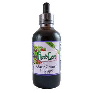Herb Lore Organic Quiet Cough Tincture