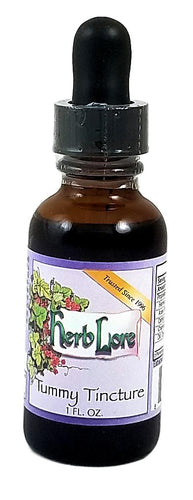 Herb Lore Organic Tummy Tea Tincture