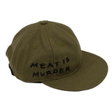 Meat Is Murder 6 Panel Cap