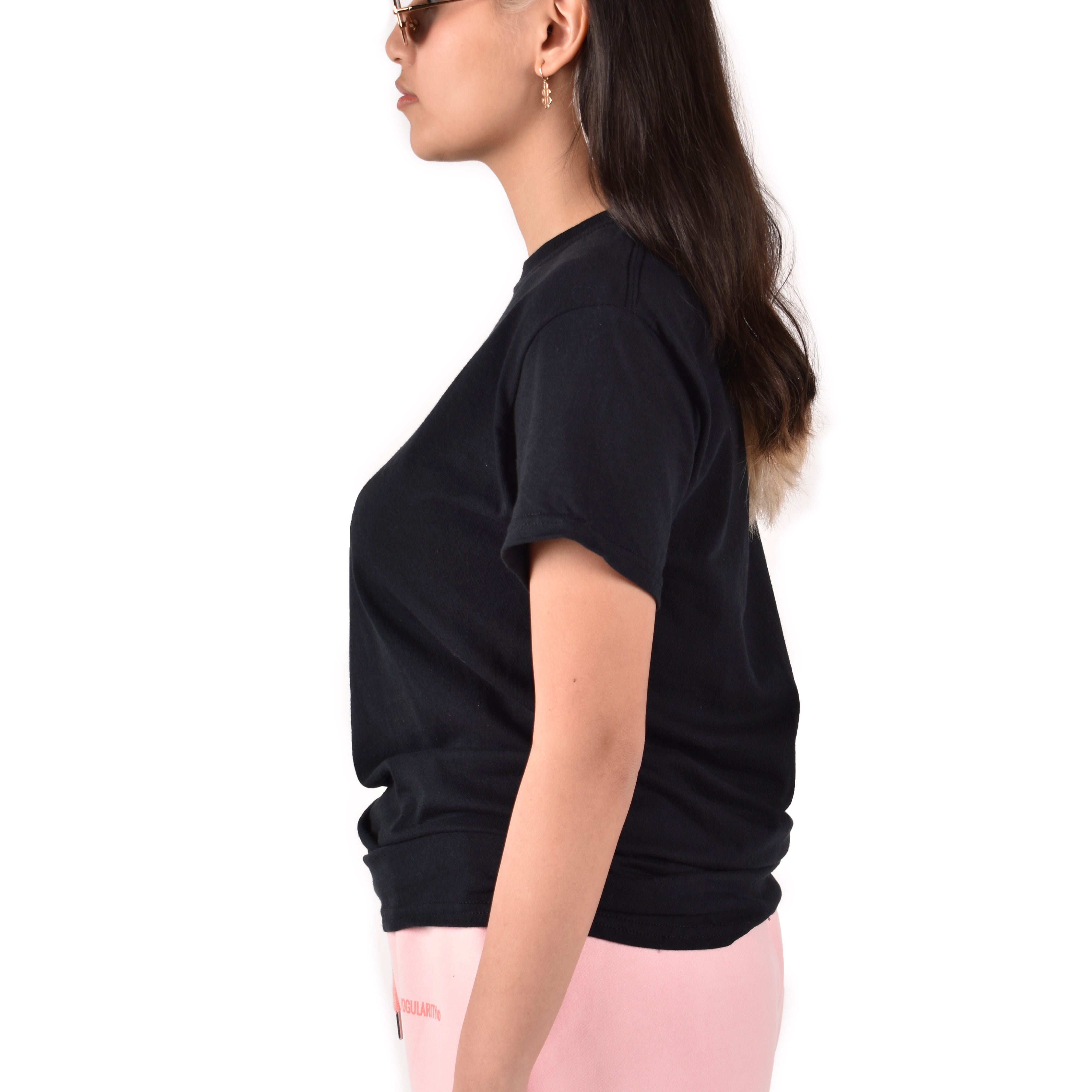 Black T-Shirt FW20