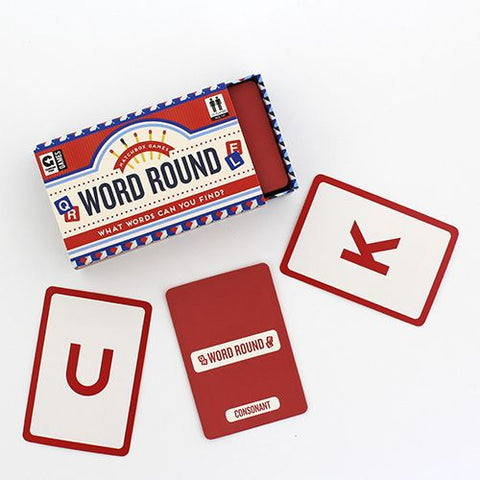 Word Round Game