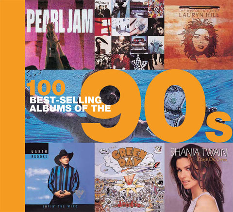 100 Best Albums Of The 90s Book