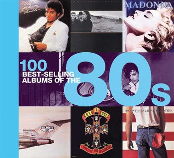 100 Best Albums Of The 80s Book