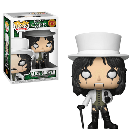 Alice Cooper Funko POP Figure