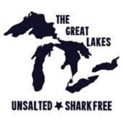 Great Lakes Greeting Card