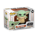 The Child POP Figure Baby Yoda