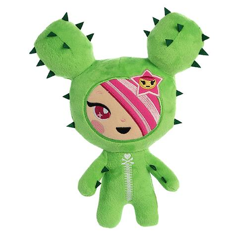 Sandy Cactus Girl Plush