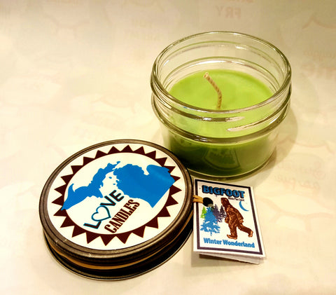 Winter Wonderland Candle