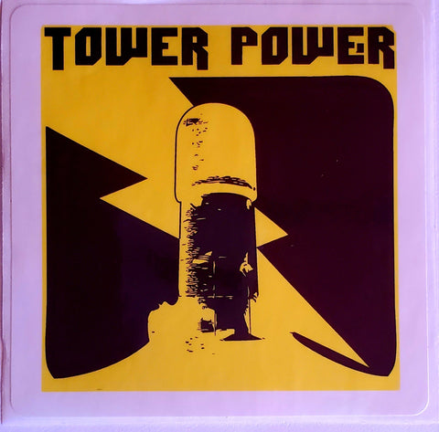 Tower Power Sticker