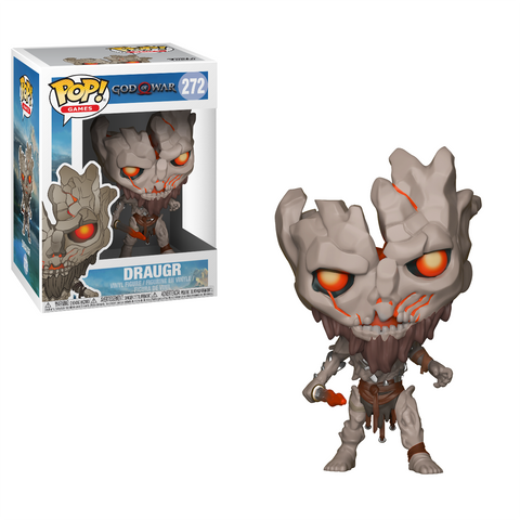 Draugr POP Figure