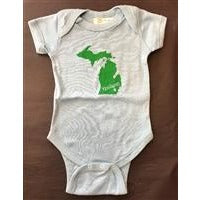 T Ypsilanti Arrow Onesie