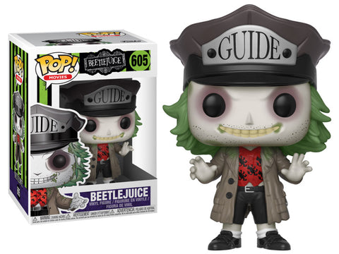 Beetlejuice With Hat POP Figure