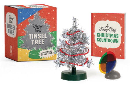 Tiny Tinsel Tree Kit