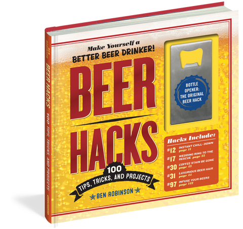 Beer Hacks Book