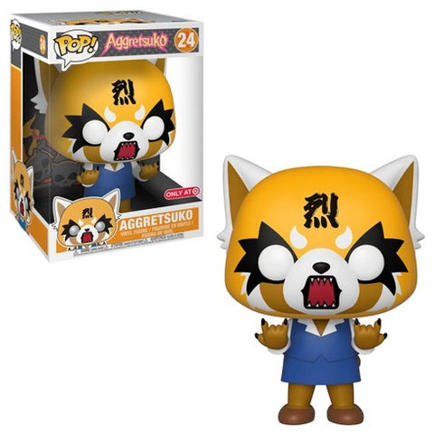 Aggretsuko Rage POP Figure