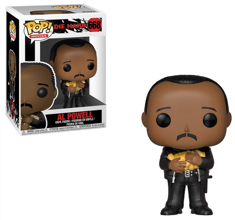 Al Powell POP Figure