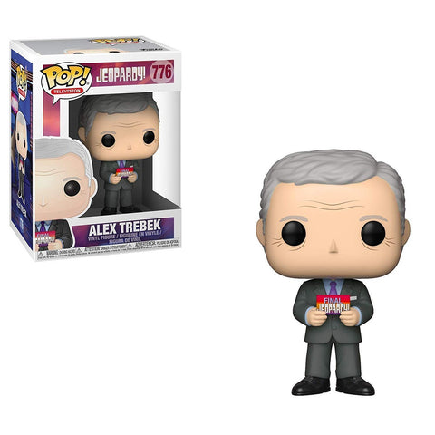 Alex Trebek POP Figure