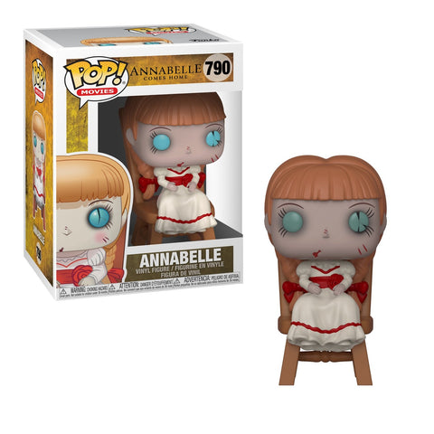 Annabelle POP Figure