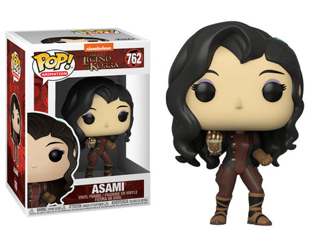 Asami POP Figure The Legend of Korra