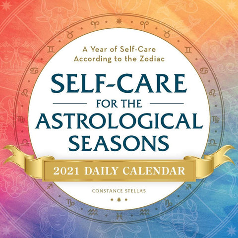Astrological Self-Care Book