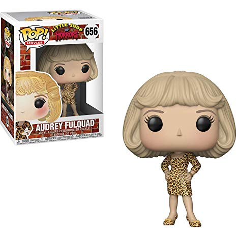 Audrey Fulquard POP Figure
