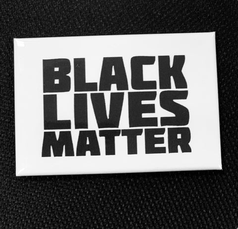Black Lives Matter Kitchen Magnet