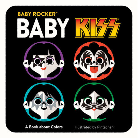 Baby Kiss Book