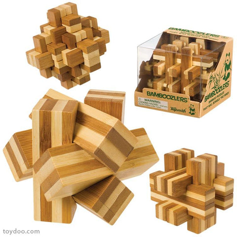 Bamboozlers Puzzle (Choose Difficulty)