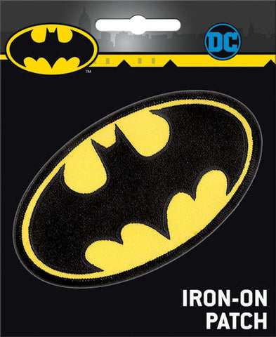 Batman Iron-On Patch