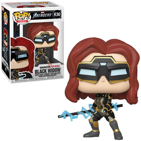 Black Widow 630 POP Figure