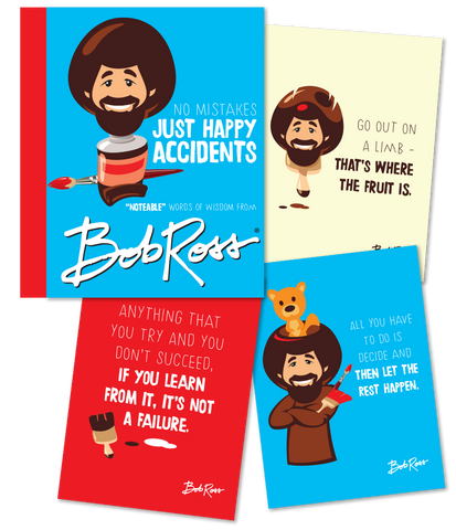 Bob Ross Noteables