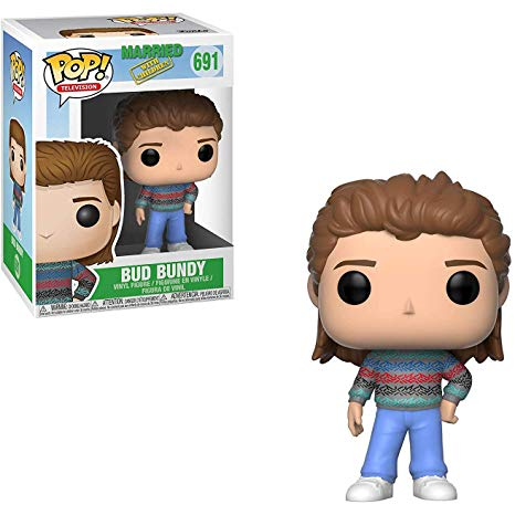 Bud Bundy POP Figure