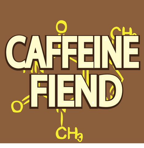 Caffeine Fiend Sticker