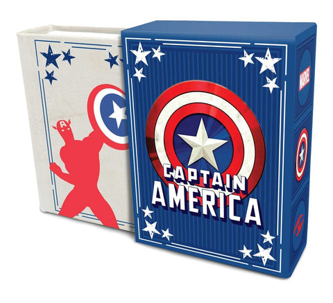 Captain America Tiny Book