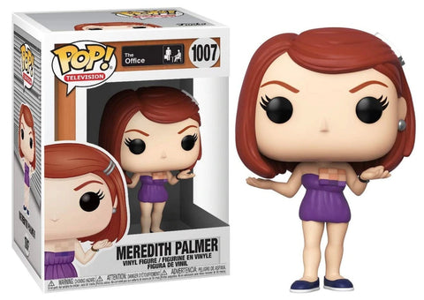 Casual Meredith Palmer POP