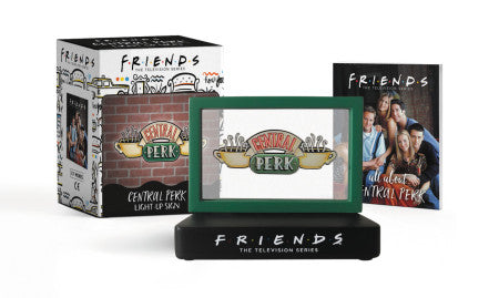 Central Perk Light-Up Sign Kit