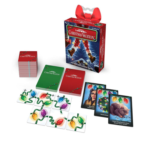 Christmas Vacation Card Game