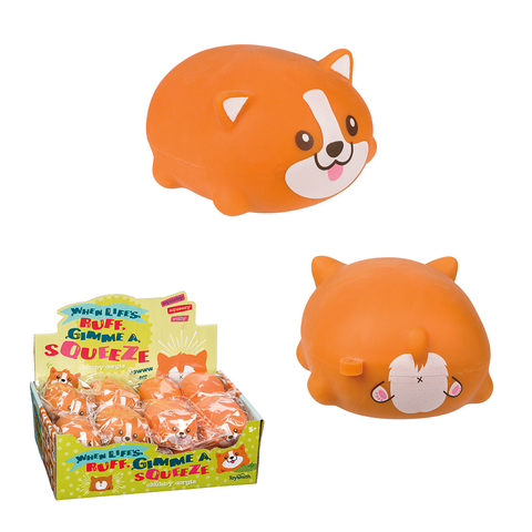 Chubby Corgi Stress Ball