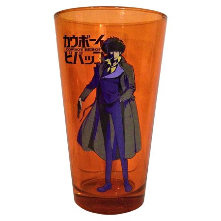 Cowboy Bebop Spike Pint Glass
